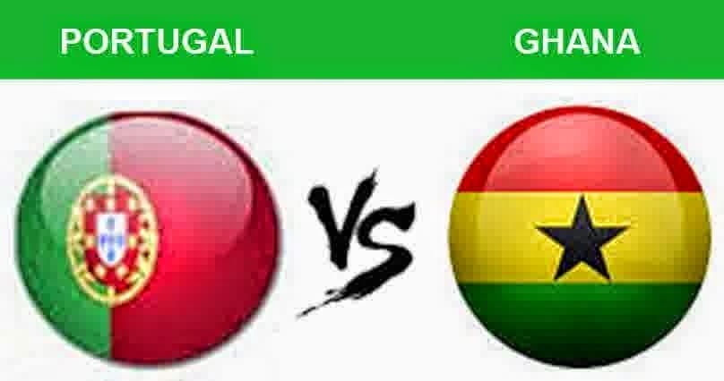 Perkiraan Skor Laga Pamungkas Babak Penyisihan Group G Portugal Vs Ghana
