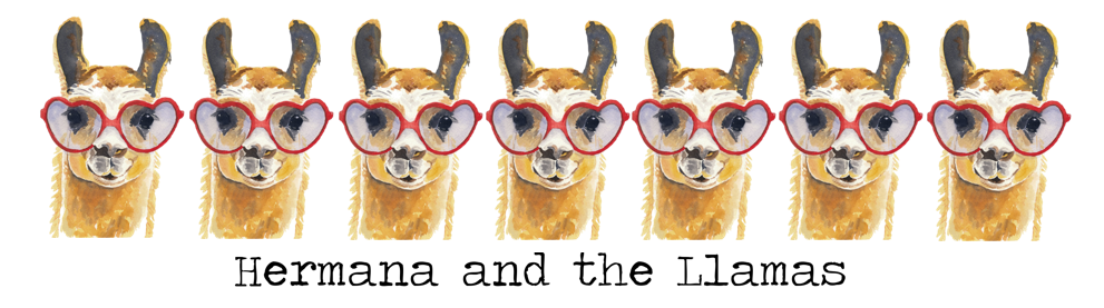 Hermana and the Llamas
