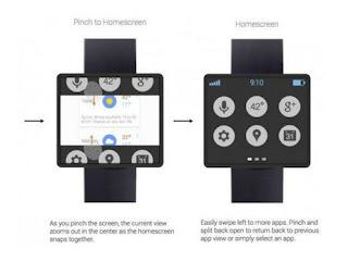 Google Diam-diam Buat Jam Tangan Pintar
