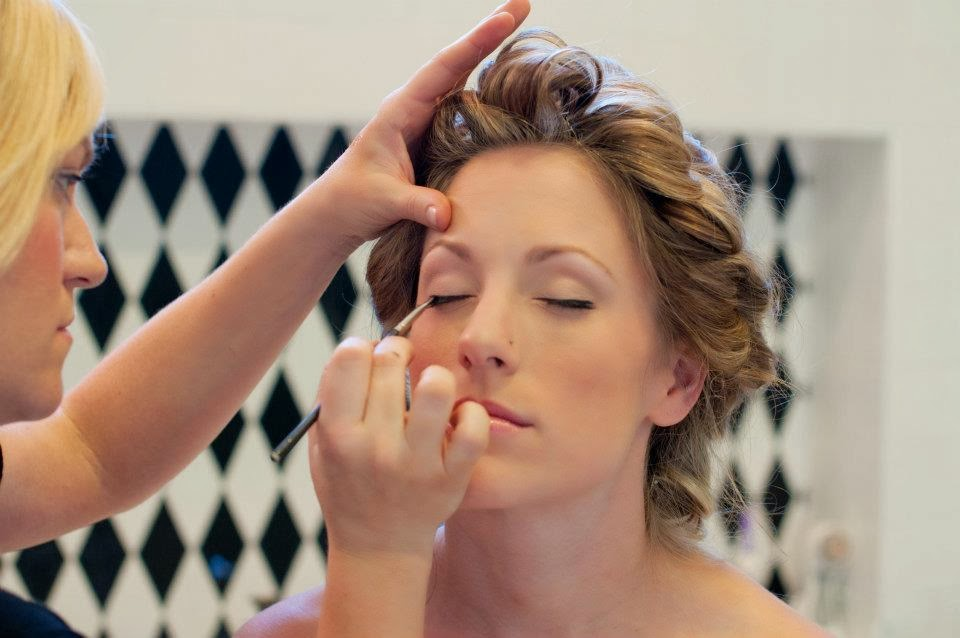 Bridal Makeup Sacramento Wedding