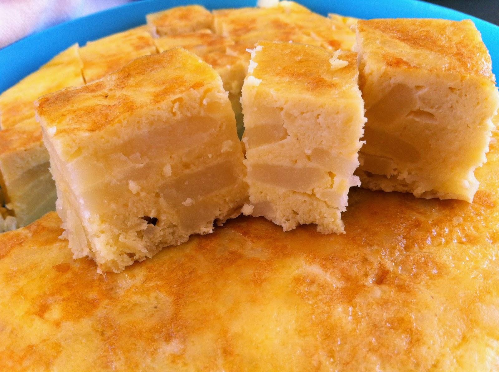 Cocina como mam tortilla de patatas sin cebolla thermomix 31 - Alternativas thermomix ...