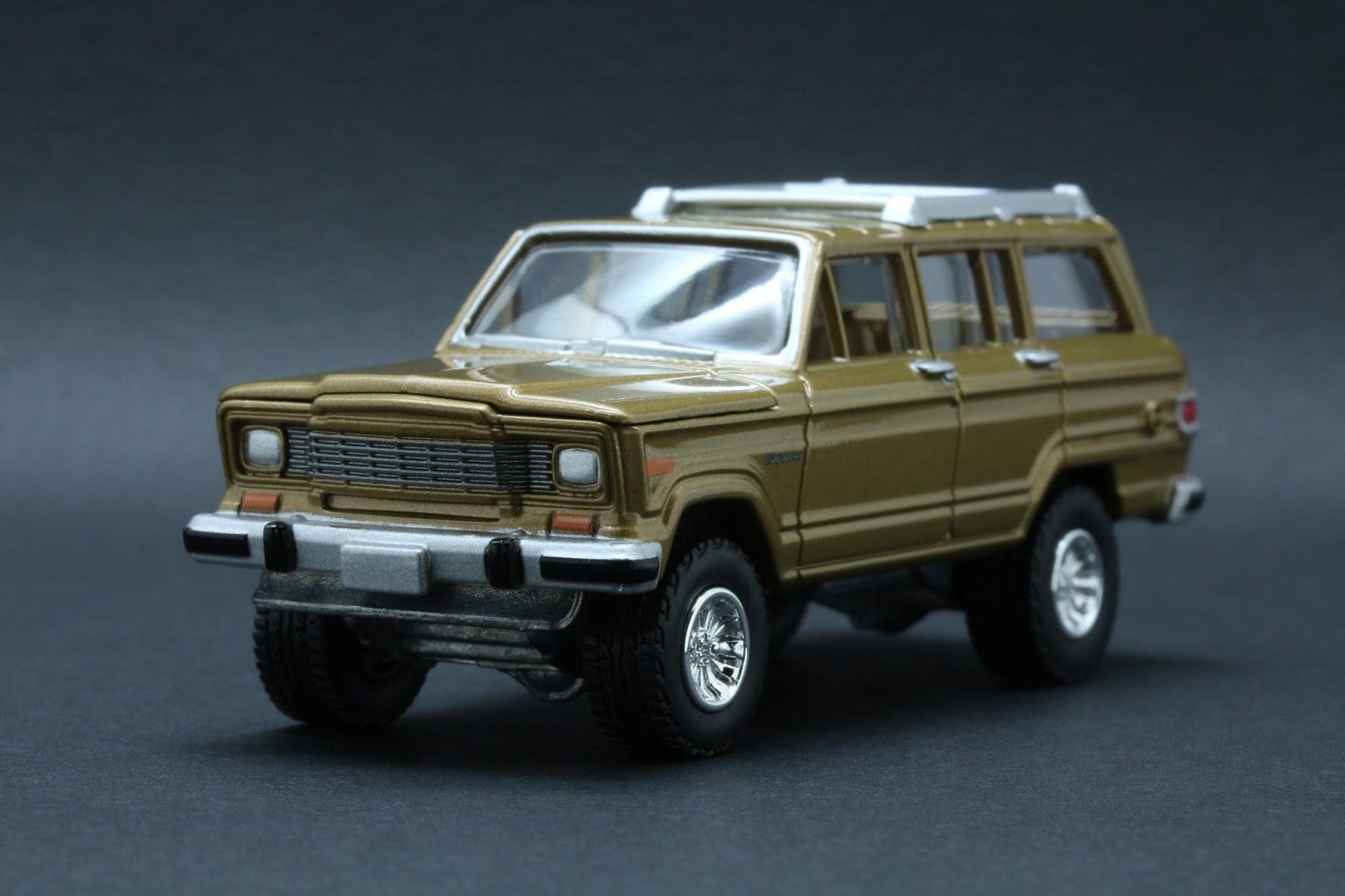 cast Hobbist: 1981 Jeep Wagoneer
