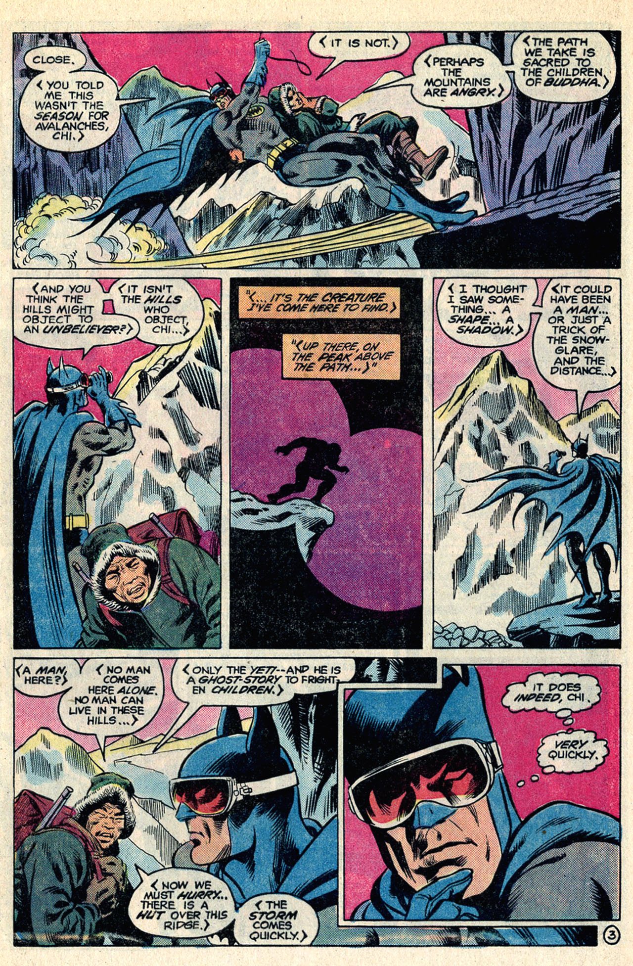 Detective Comics (1937) Issue #522 Page 5