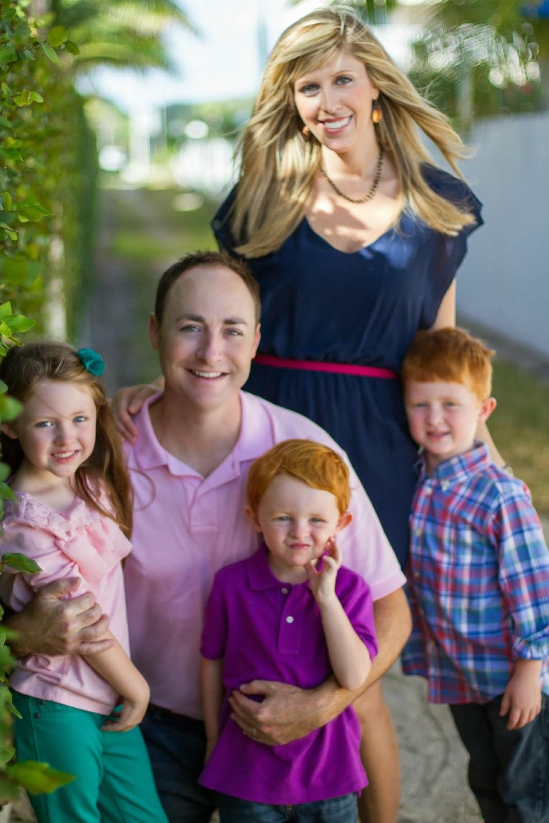 November 2013 Family Photo