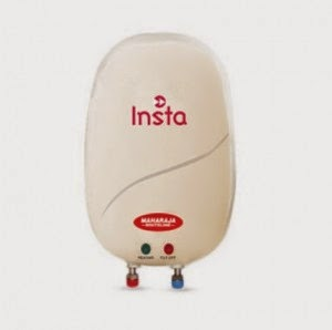 Snapdeal: Buy Maharaja Whiteline 3 Liters Insta Instant Geysers Cream at Rs. 2412