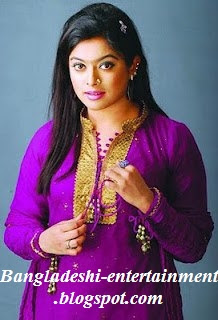 Bangladeshi film Actress Sahara