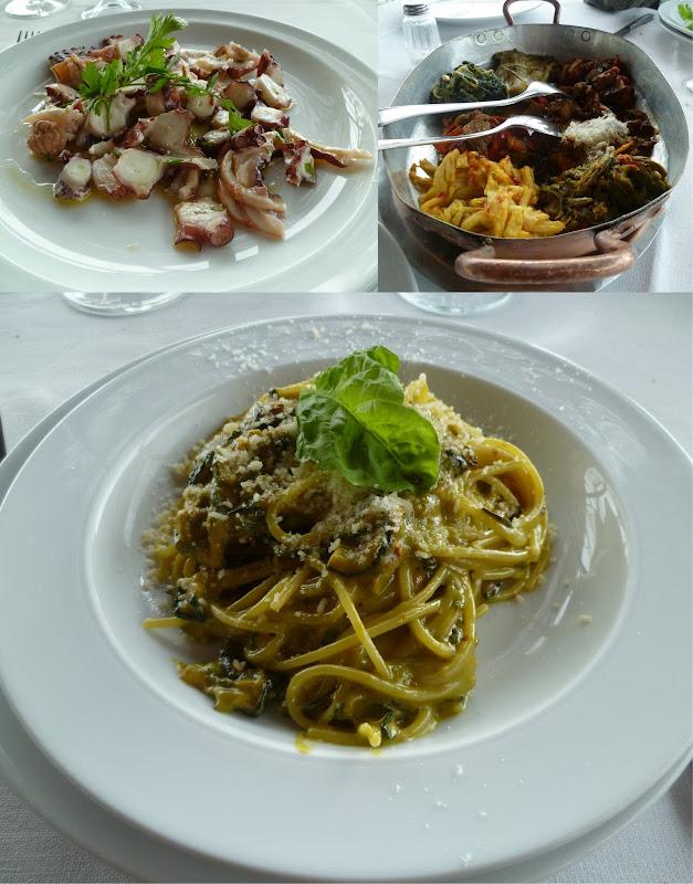 Spaghetti con zucchine Nerano, Fashion and Cookies