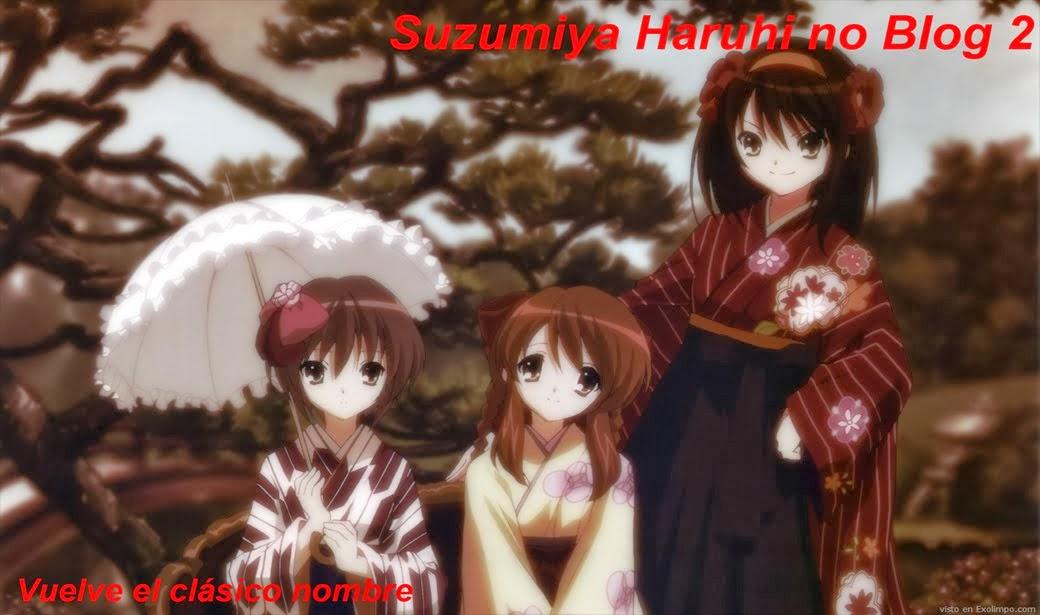 Suzumiya Haruhi no Blog 2