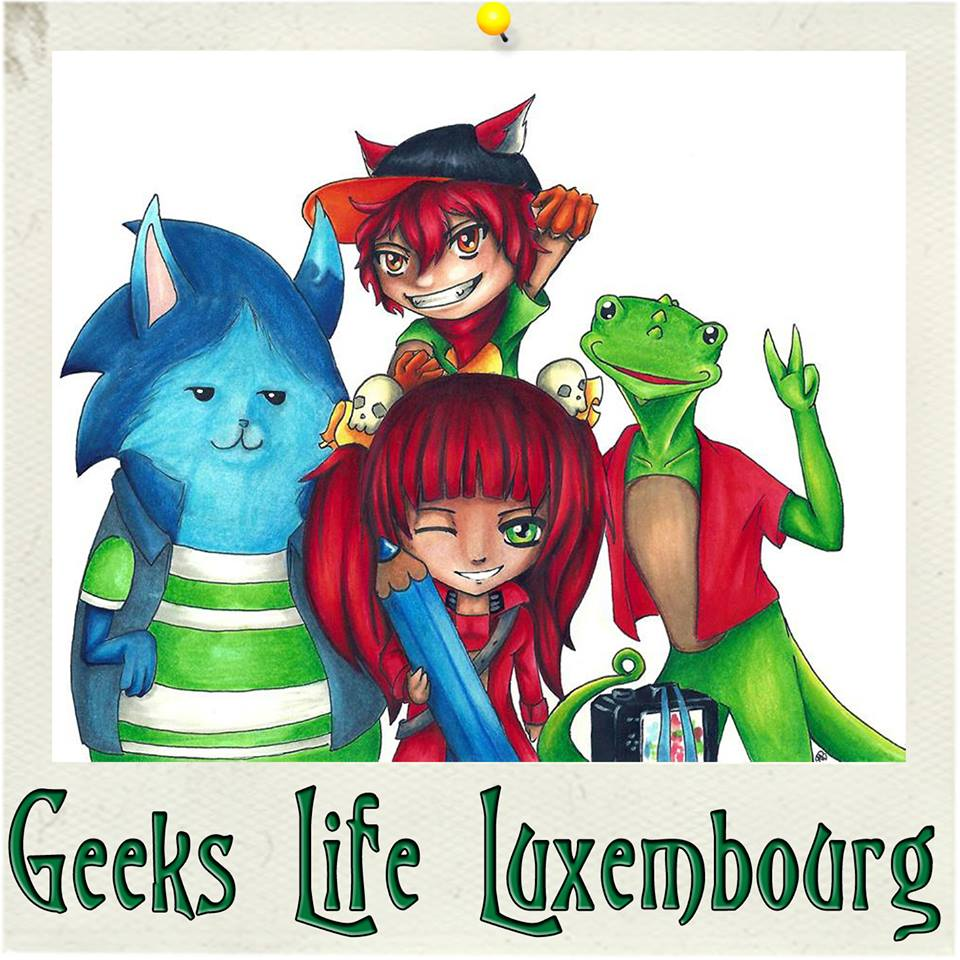 Visit Geeks Life Luxembourg