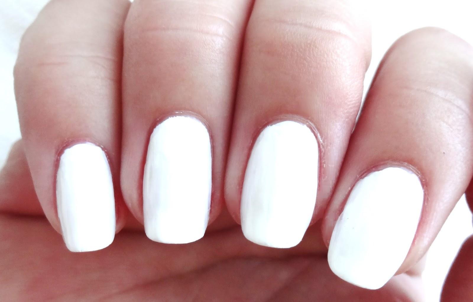 White base color