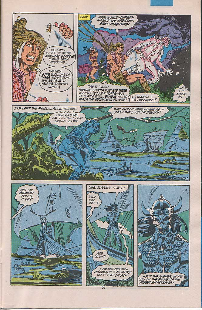 Conan the Barbarian (1970) Issue #238 #250 - English 22