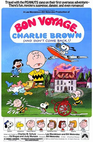 Bon Voyage, Charlie Brown (and Dont Come Back) (1980)