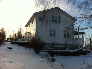 Vinter på Elmåsen