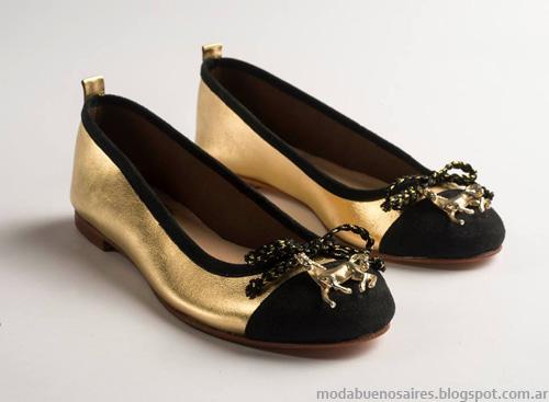 Zapatos Lomm verano 2014. Chatitas Moda 2014.