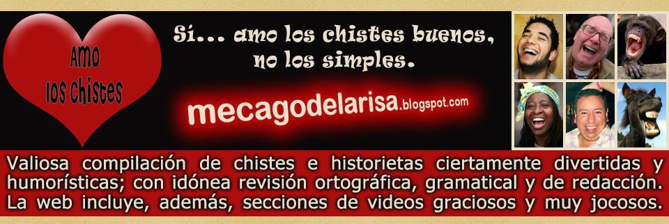 COMPILACIÓN DE CHISTES CORTOS E HISTORIETAS REALMENTE CREATIVAS, DIVERTIDAS Y CÓMICAS.