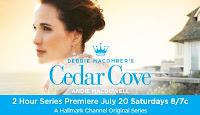Cedar Cove on Hallmark