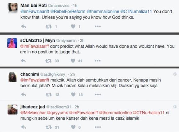 'Siti Nurhaliza keguguran kerana muzik itu haram'