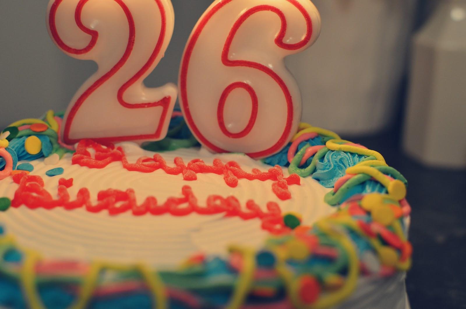 Поздравления С Днем Рождения Парню 26