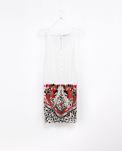 zara fantasy dress