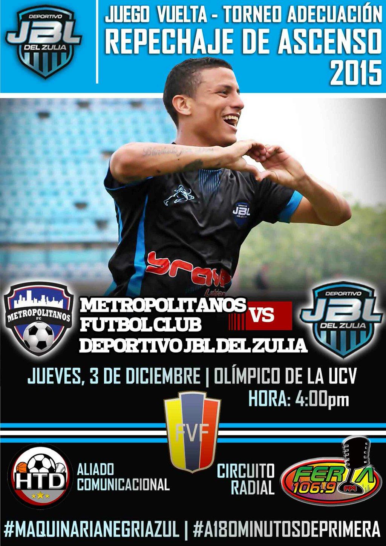 Juego de Vuelta   Empate 1-1 vs Metropolitanos FC
