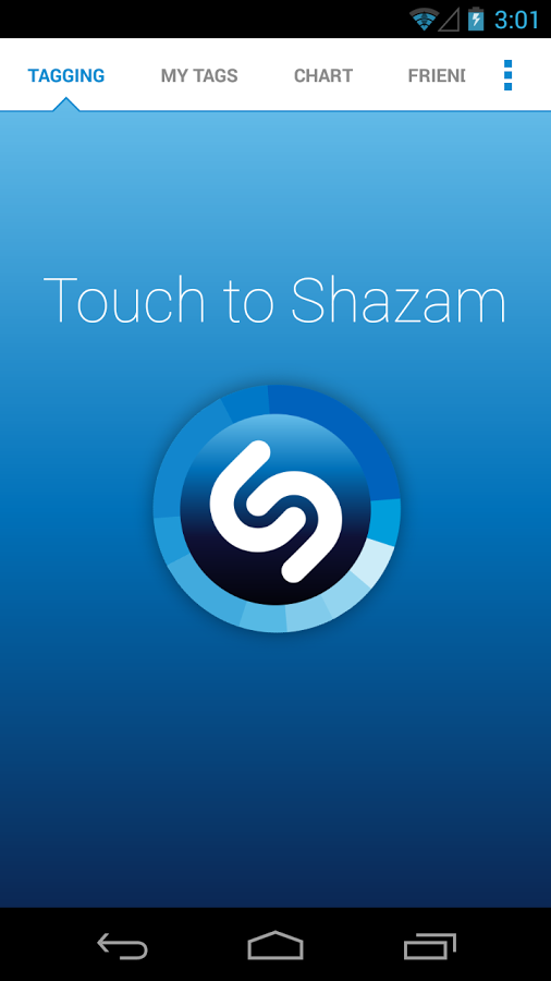 Download Shazam App