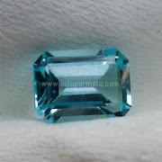 Batu Permata Blue Topaz - SP936
