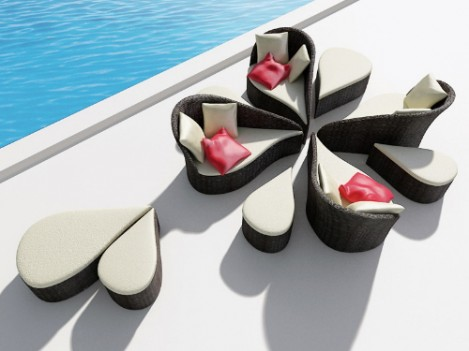 Garden furniture design ideas. | Home Interior Design