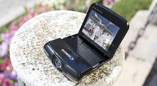 Canon Legria mini, Canon HD camcorder