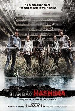 Bí Ẩn Đảo Hashima - Hashima Project Full HD