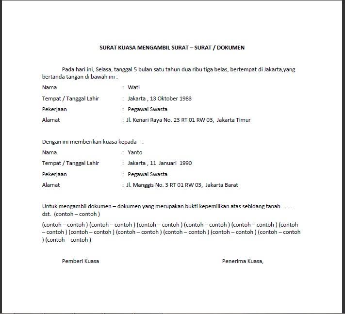 Template Perjanjian Bisnis dan Hukum: Jasa Pembuatan