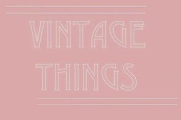 Vintage_things