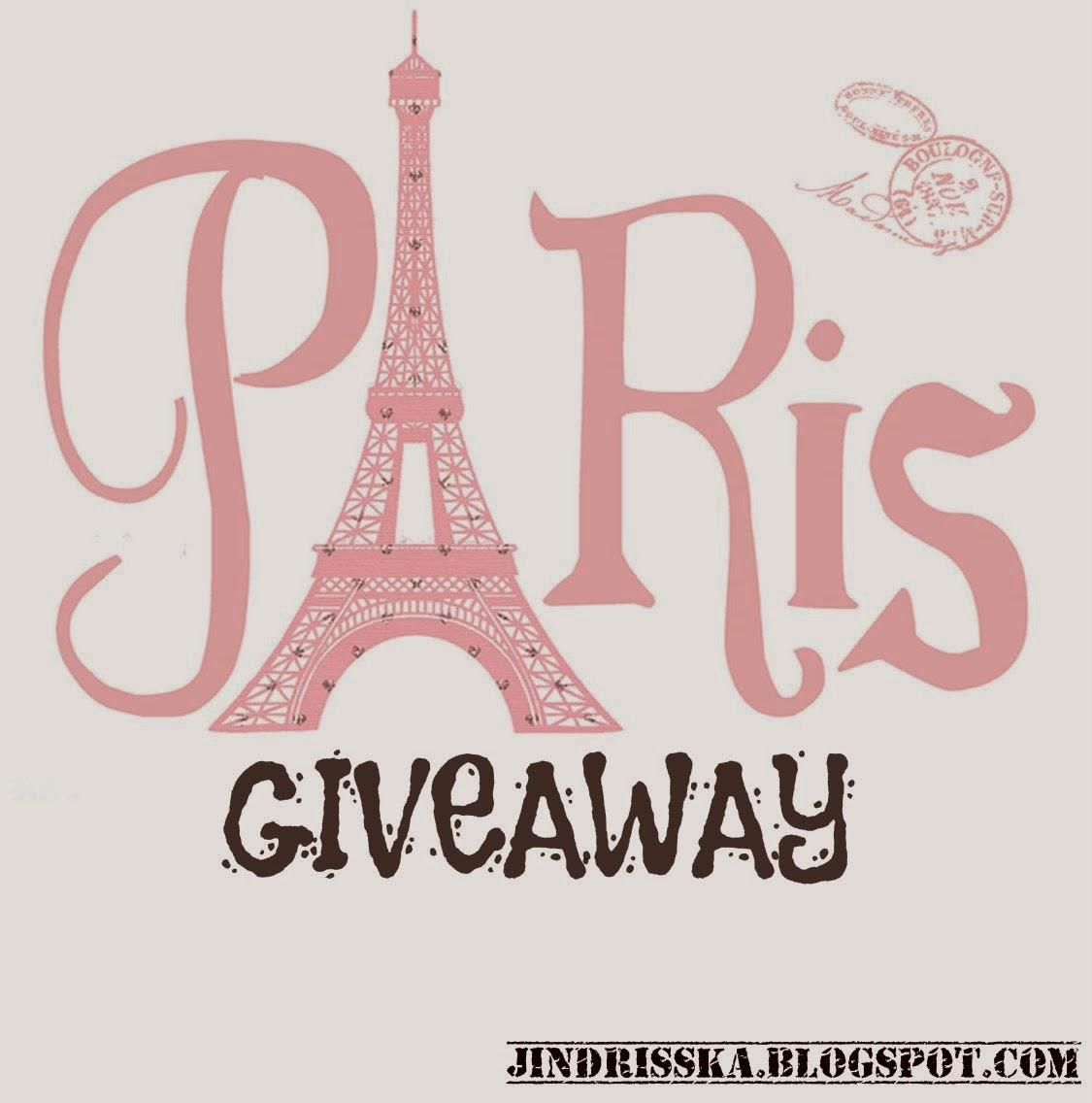 Giveaway paris