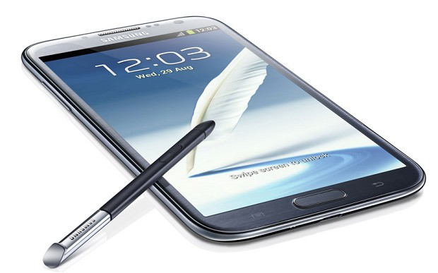 Android Dual Sim Samsung Galaxy Note 2