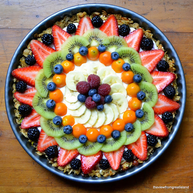 Beautiful Breakfast Tart (Gluten Free) | The View from Great Island