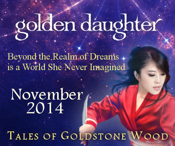 Golden Daughter by Anne Elisabeth Stengl