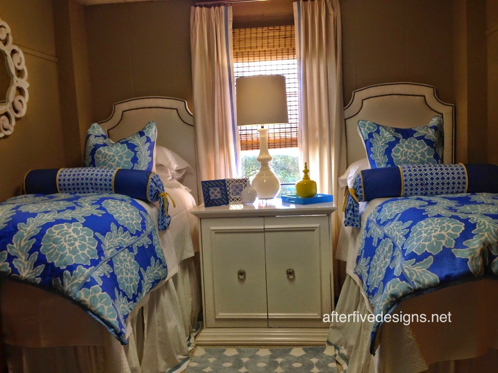 Beautiful Fabric By Dana Gibson, Custom Pieces, Leather Headboards Part 45