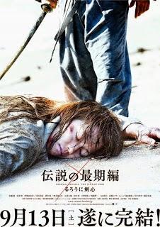 Baixar Filme Samurai X – O Fim de Uma Lenda Legendado Torrent