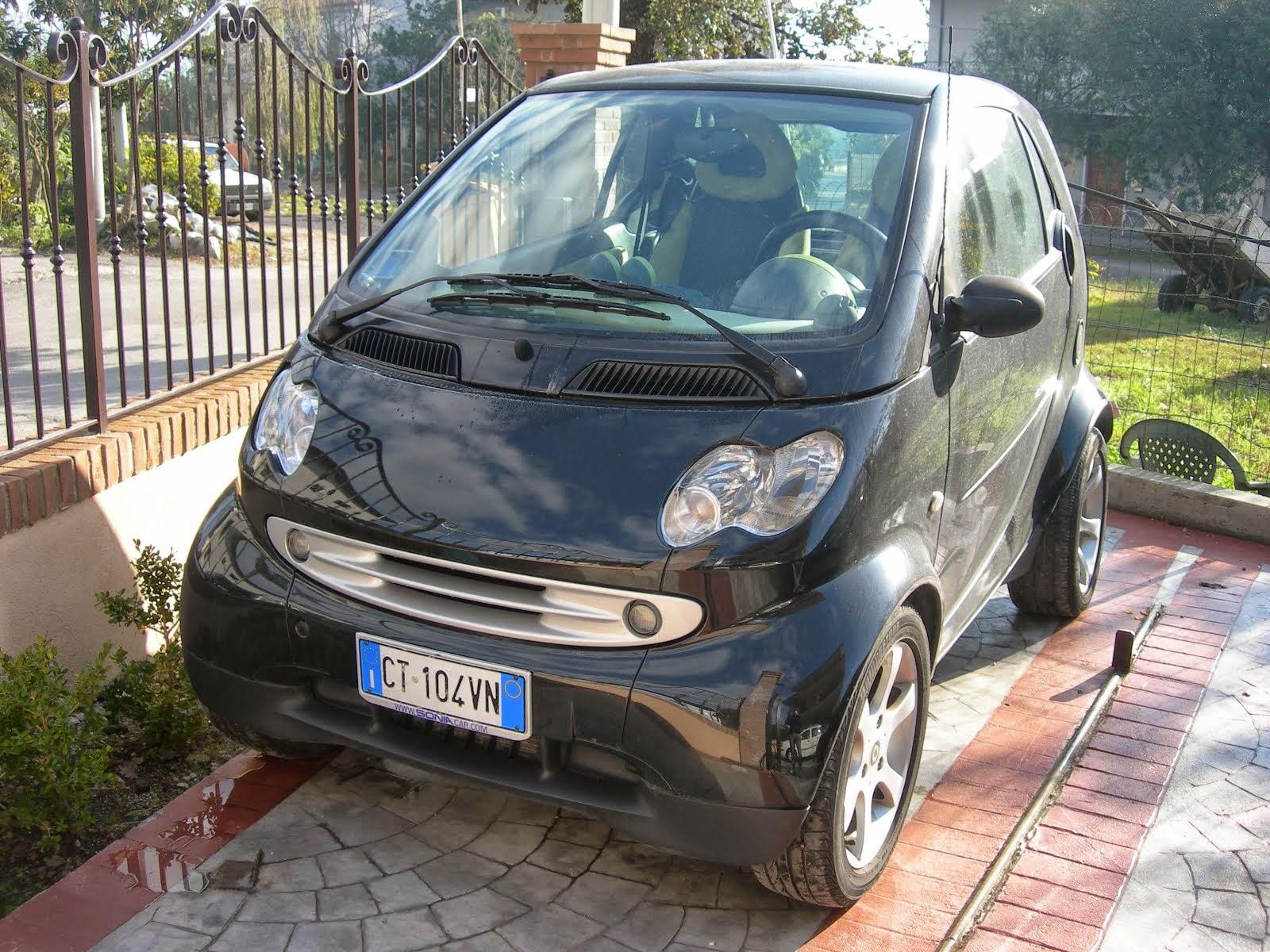 Smart 700 benzina Modello Passion Cerchi in lega-clima- Contattare per Prezzo