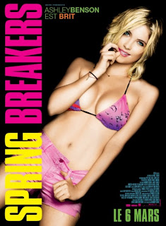 Ashley Benson Spring Breakers Poster