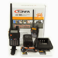 Tonfa UV-985 Dual Band VHF UHF, FM Radio, 8W Power