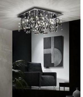 Tienda lamparas y cuadros online c mo - Como hacer lamparas de techo modernas ...