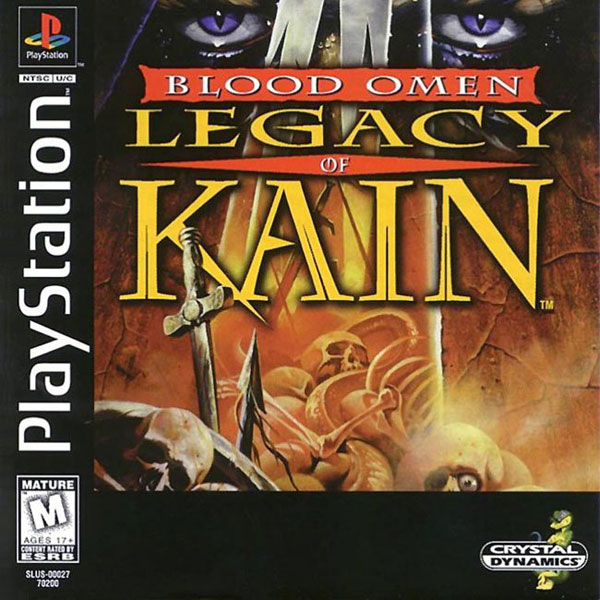 download Blood Omen: Legacy Of Kain PS1