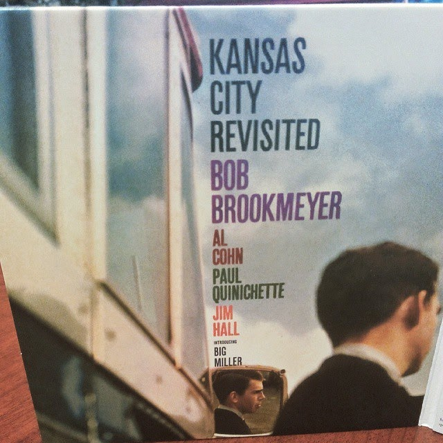 Stretching Out et Kansas City Revisited de Bob Brookmeyer