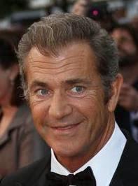 Mel Gibson, whorrified,