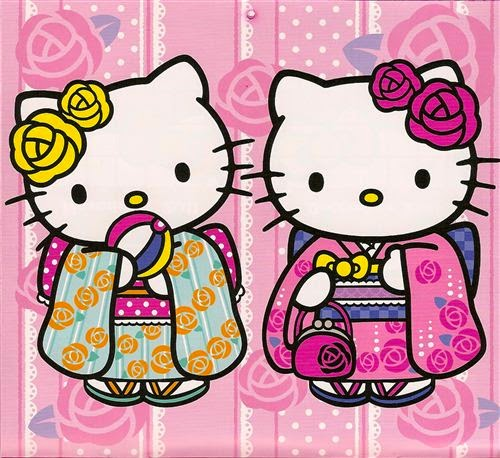 Gambar Hello Kitty 2015 Wallpaper Lucu HD