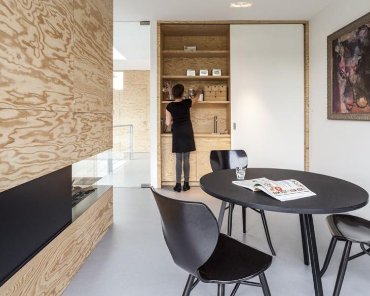 Paul Rich Furniture Minimalist Design Attractor 2013