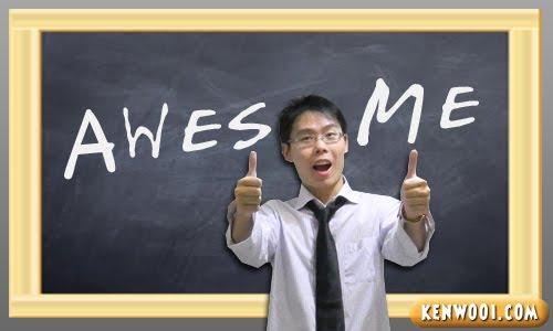 blackboard awesome