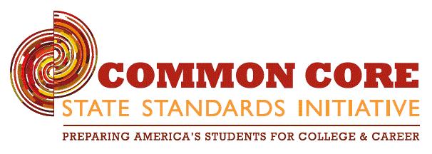 logo for common core