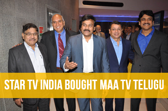 Star India Acquires Maa TV For Rs 2,500 Cr?