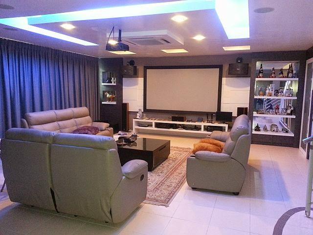 Resort homestay ipoh with swimming pool karaoke